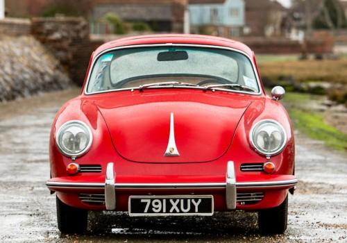 Porsche 356 B -  Super 90 Coupe