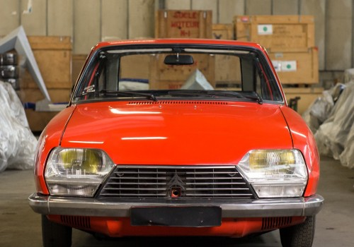 Citroën GS -  Special