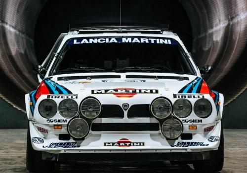 Lancia Delta S4 -  Corsa Group B