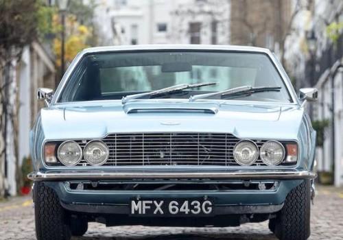 Aston Martin DBS -  Series I