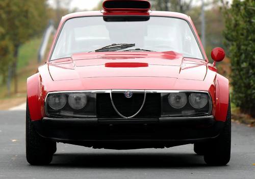 Alfa Romeo Scarabeo II