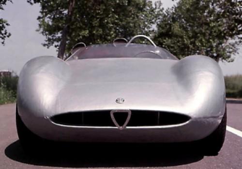 Alfa Romeo Scarabeo