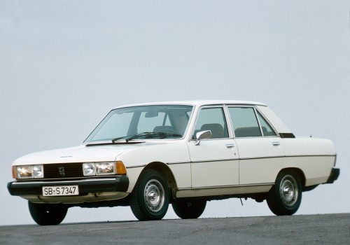 Peugeot 604 -  2.3 TD