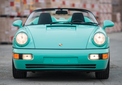 Porsche 911 (964) -  Speedster