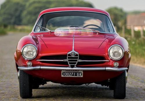 Alfa Romeo Giulia (101)  -  1600 Sprint Special