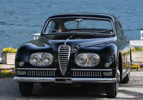 Alfa Romeo 6C 2500 -  Super Sport Pinin Farina Coupe