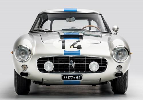 Ferrari 250 GT SWB -  Berlinetta Competizione '61