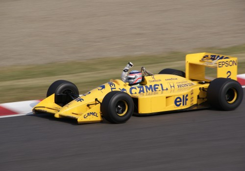Lotus 100T