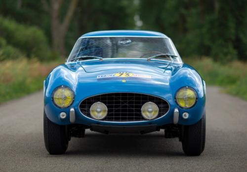 Ferrari 250 GT Berlinetta Tour de France  -  Competizione Scaglietti