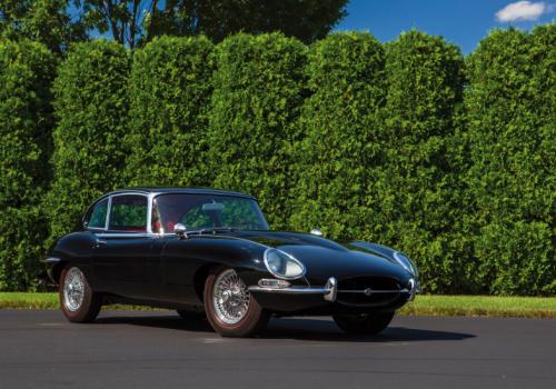 Jaguar Type E -  Série I 4.2L 2+2