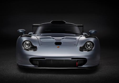 Porsche 911 GT1 -  Evolution