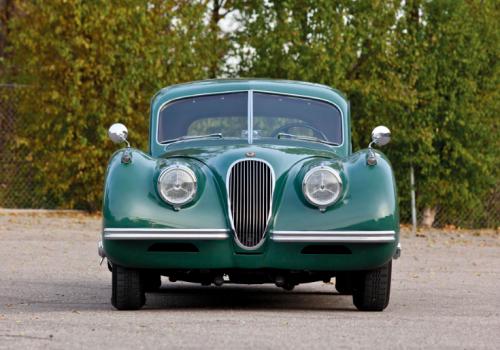 Jaguar XK 120 -  SE Fixed Head Coupe