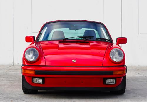 Porsche 911 (Serie G) -  3.0 SC Targa