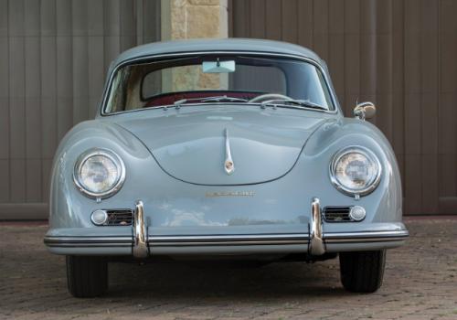 Porsche 356 A -  Coupe