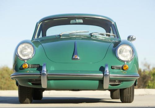 Porsche 356 B -  Super Coupe