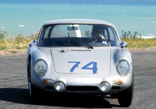 "Porsche 356 B -  Carrera 2 GT ""Dreikantschaber"""