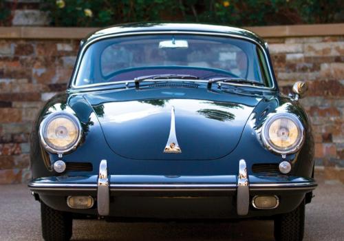 Porsche 356 C -  Carrera 2