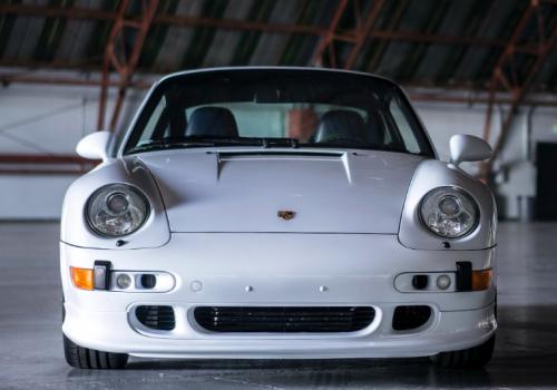 Porsche 911 (993) -  Turbo