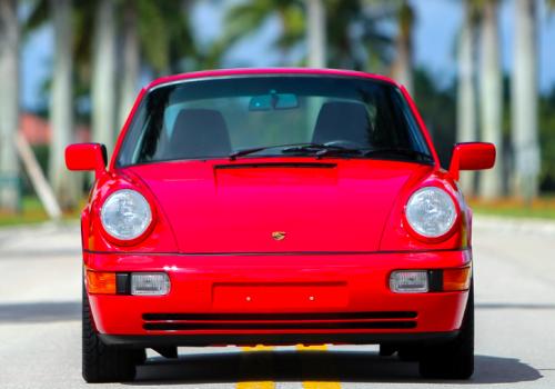 Porsche 911 (964) -  Carrera 4