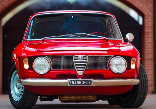 Alfa Romeo Giulia Sprint GTA -  1600 Stradale