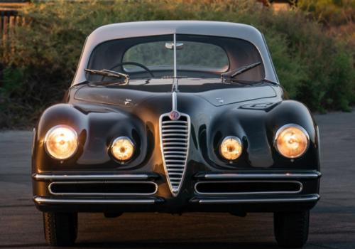 Alfa Romeo 6C 2500 -  Super Sport Touring Coupe