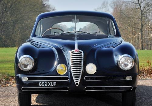 Alfa Romeo 6C 2500 -  Super Sport Touring Villa d'Este