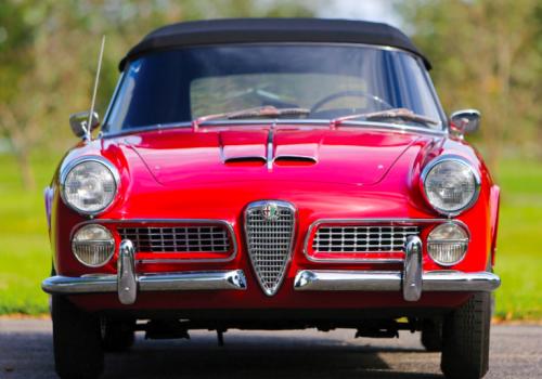Alfa Romeo 2000 (102) -  Spider