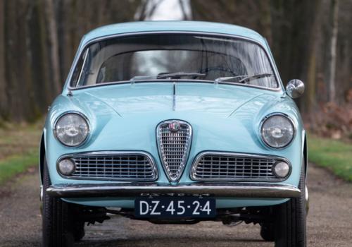 Alfa Romeo Giulietta -  Sprint