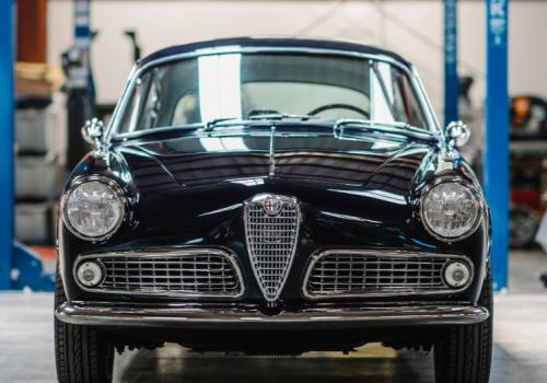Alfa Romeo Giulietta -  Sprint Veloce