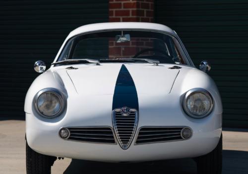 Alfa Romeo Giulietta SZ -  Coda Tonda