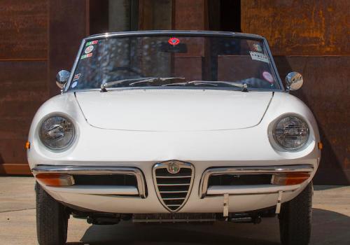 Alfa Romeo Spider -  1300 Junior