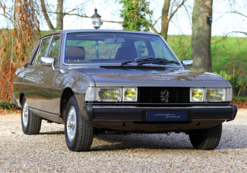 Peugeot 604 -  TI
