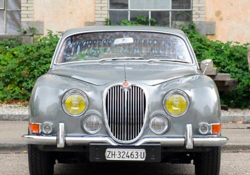 Jaguar  Type S  -  3.4