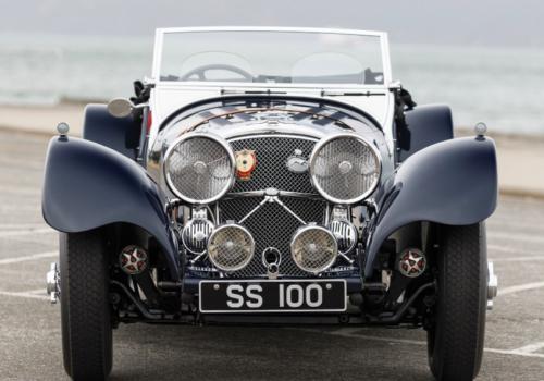 Jaguar SS 100  -  3.5-litre Roadster