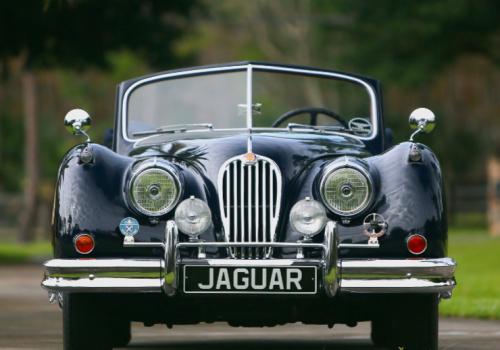 Jaguar XK 140 -  Drop Head Coupe