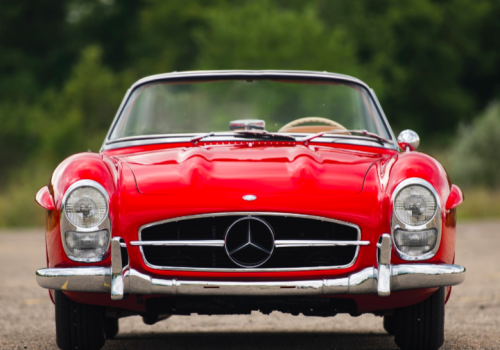 Mercedes-Benz 300 SL -  Roadster