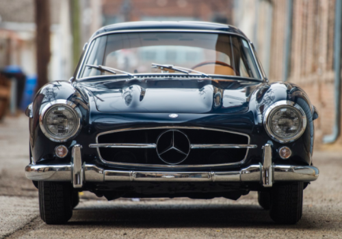 Mercedes-Benz 300 SL -  'Gullwing' Coupe