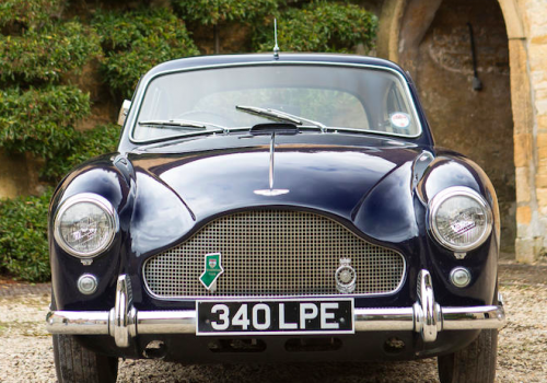 Aston Martin DB2/4 -  Mark III Fixed Coupe