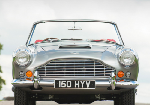 Aston Martin DB4 -  Convertible Series V