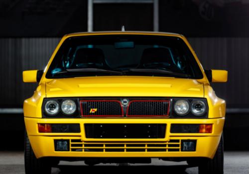 Lancia Delta HF -  Integrale 16V Evoluzione II