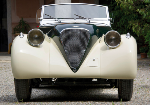 Aston Martin 2 Litres Speed Model -  C Type