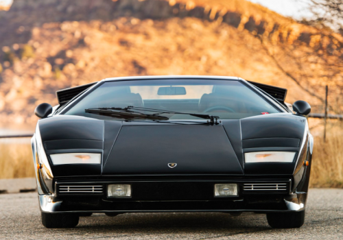 Lamborghini Countach -  LP400 S Series I