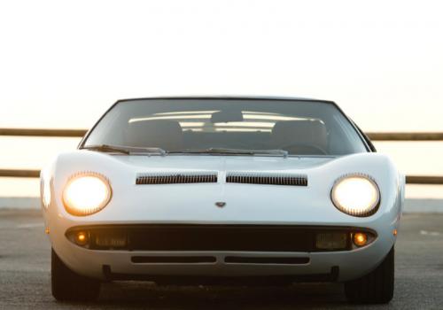Lamborghini Miura -  P400 S