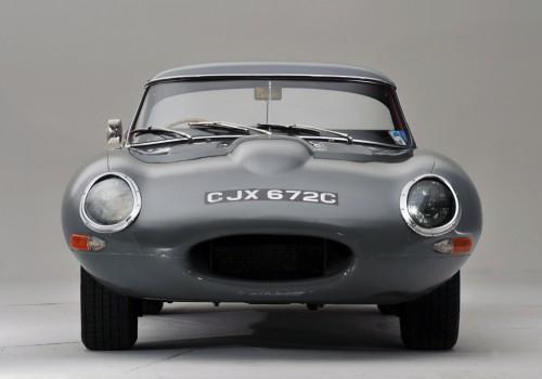 Jaguar Type E -  Semi Lightweight