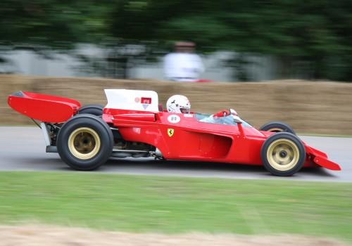 Ferrari 312 B3 -  Spazzaneve