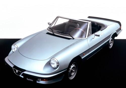 Alfa Romeo Spider -  1.6 (série 3)