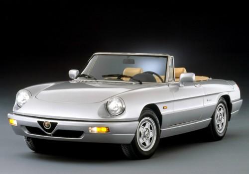 Alfa Romeo Spider -  1.6 (série 4)