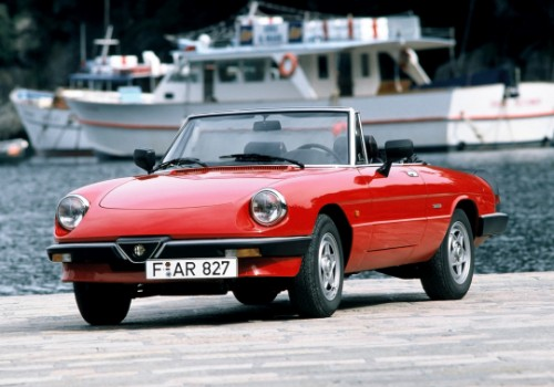 Alfa Romeo Spider -  2.0 (série 3)