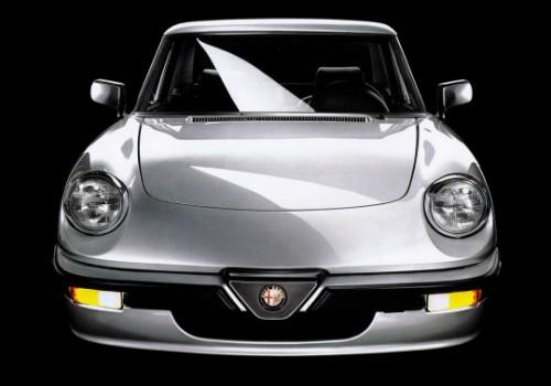 Alfa Romeo Spider -  Quadrifoglio Verde (série 3)