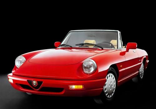 Alfa Romeo Spider -  2.0 (série 4)